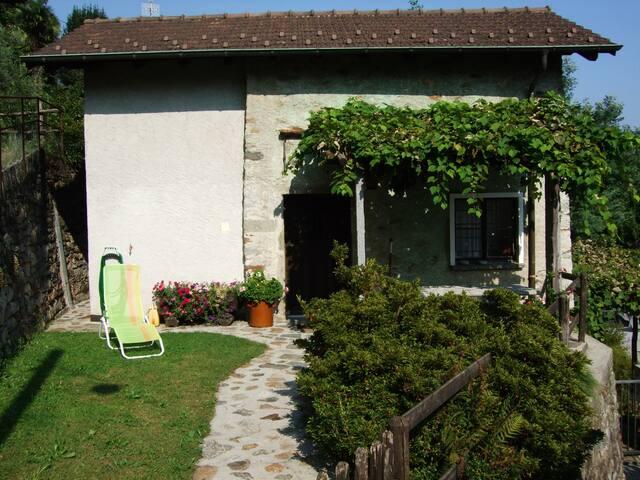 Rustico Storelli - Brissago - Casa