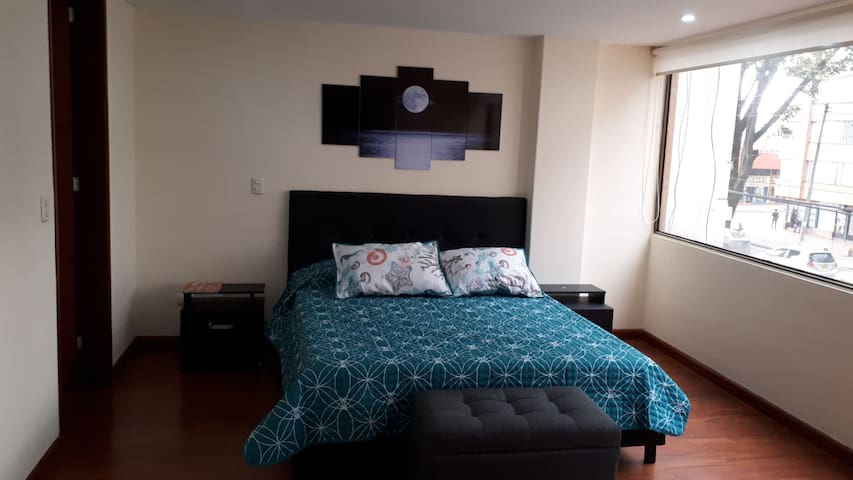 1 BD flat, close to 82, Andino, Andres, T/milenio