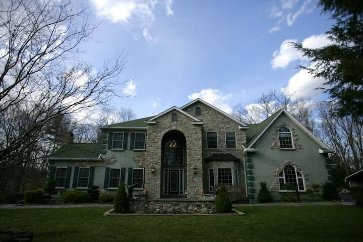 Luxury Vacation House - Stroudsburg - Casa