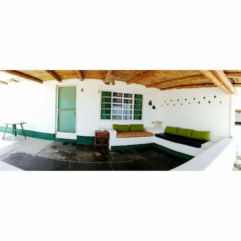 Beachfront cottage Paracas - Provincia de Pisco - Hytte