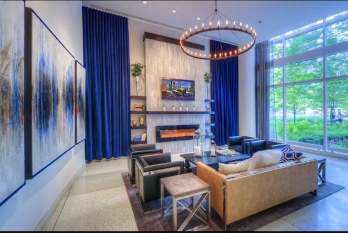 Studio in Streeterville - Chicago - Apartamento