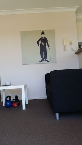 Centrally located 1 bed apartment