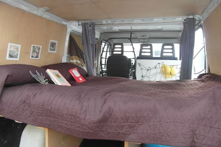 Room and van all in one - La Vegueta - Kamp Karavanı/Karavan