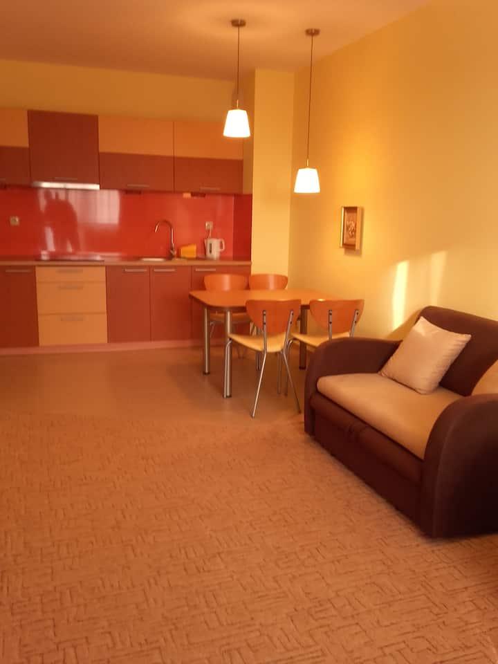Apartament 456 Diva w Kołobrzegu