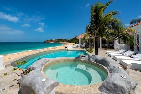 Villa Carisa - Luxury Retreat in Saint Martin - Les Terres Basses