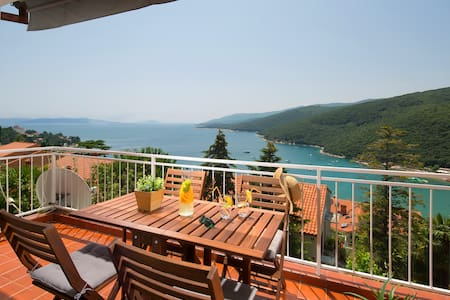 Apartment ANA  4+2 person (80+10m²) - Rabac - Apartment - 0
