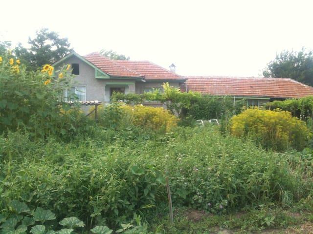 Rustic Bulgarian village - Varzulitsa