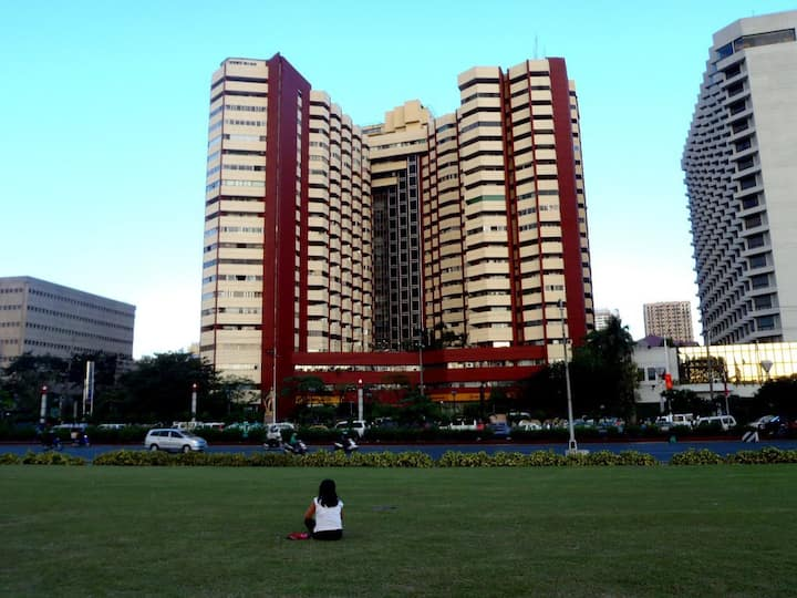 Hotel-Like Condo in the Heart of Manila (Rm.10AHU)