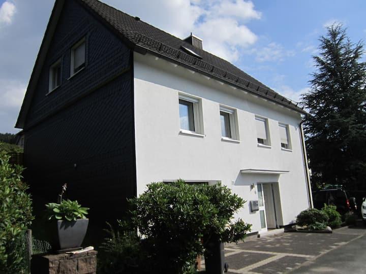 """Ferienhaus """"Am Gehre"""" im Zentrum von Bad Berleburg"""