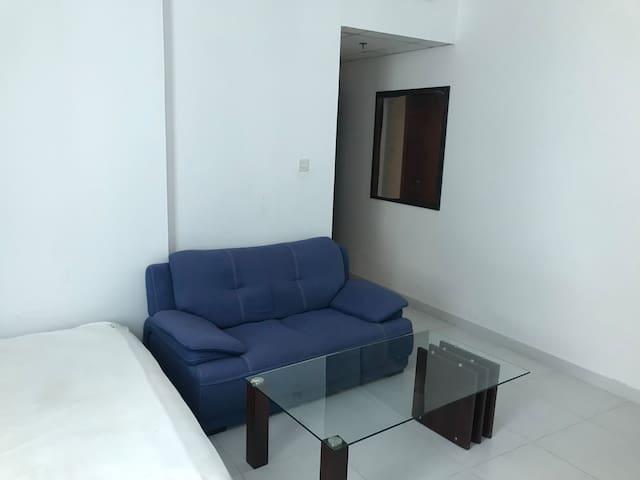 Elegant room ensuite Washroom & Balcony