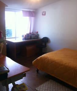 Amazing bedroom in Satellite! - Naucalpan de Juárez