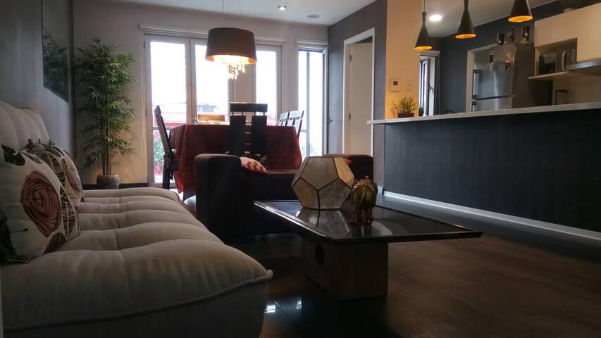 Confortable private Room in Miraflores new apartme