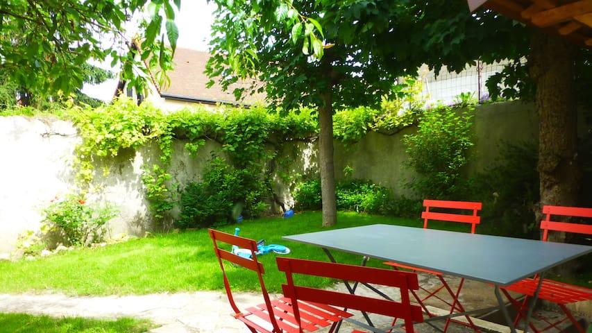 Belle maison familiale à Carrières-sur-Seine - Carrières-sur-Seine - Rumah