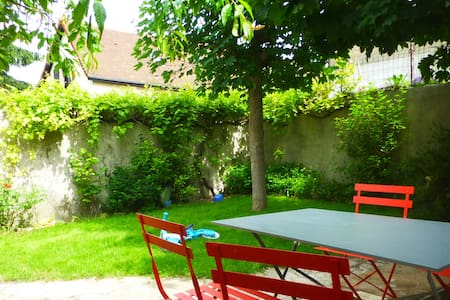 Belle maison familiale à Carrières-sur-Seine - Carrières-sur-Seine - Hus