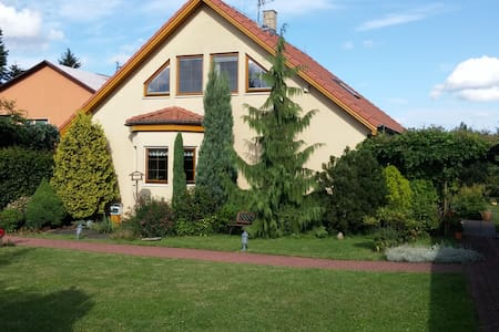 Ideal home for family trip - Rostoklaty - Haus