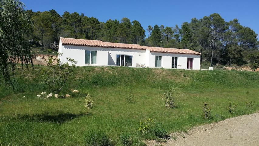 maison - Sillans-la-Cascade - Casa