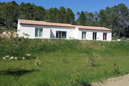 maison - Sillans-la-Cascade - Haus