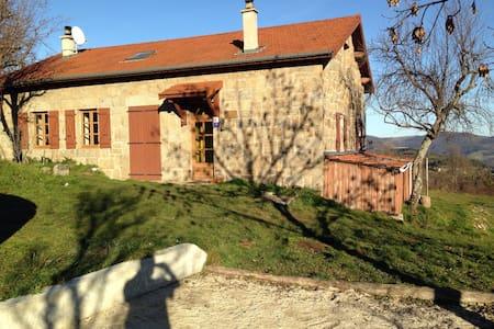 Maison de caractère en Ardèche - Saint-Agrève - 独立屋