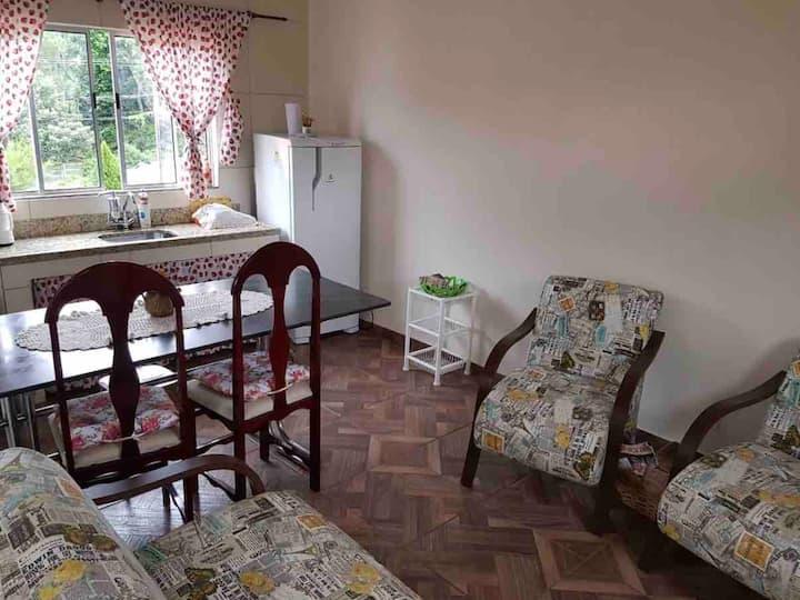 Hostel João e Maria.