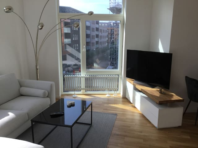 Modern apartment, close to everything, easy acces.
