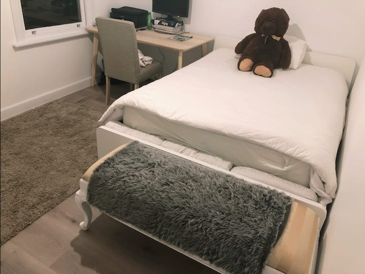 Beautiful double bed room