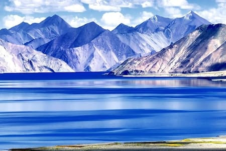 TIH Camp Blue Waters - Pangong