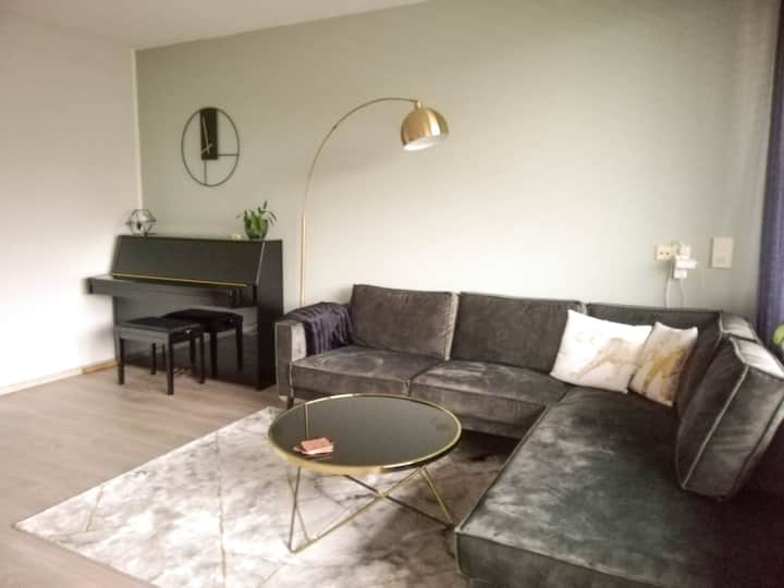 Cozy appartment in Rotterdam - free parking