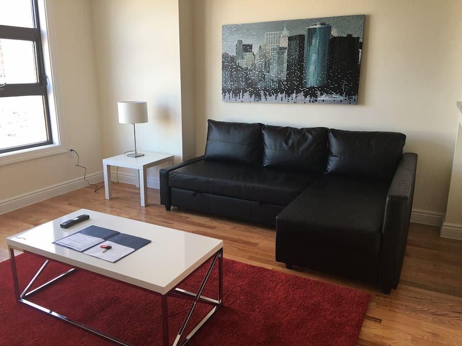 Luxurious 1 Bedroom Caprice Apartments For Rent In Jersey City New Jerse