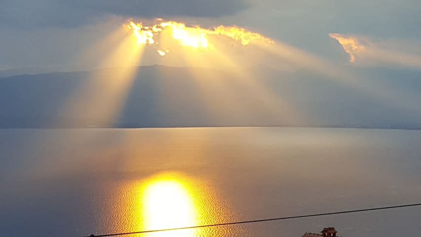 Villa Sunset Velestovo,Ohrid Macedonia