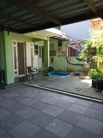 Rumah Hijau with private plunge pool