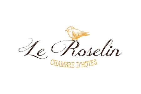Villa le Roselin Vineux - La Motte