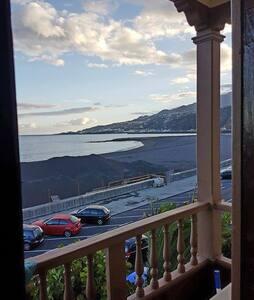 Apartamento con vistas al mar, terraza y solarium. - Santa Cruz de la Palma