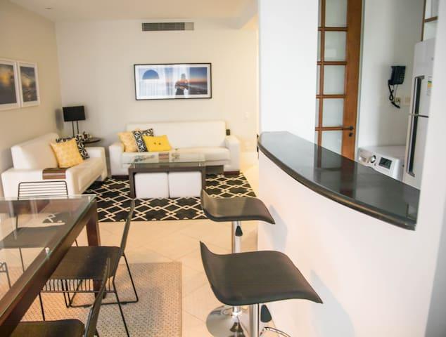 Apart Hotel Ipanema RJ