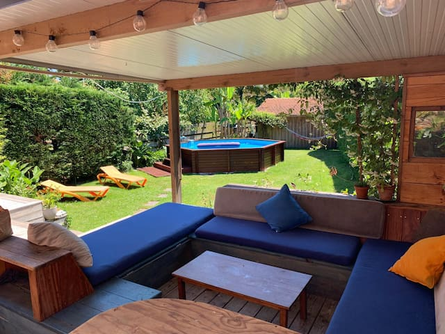 Surfworx Lodge - Double Room