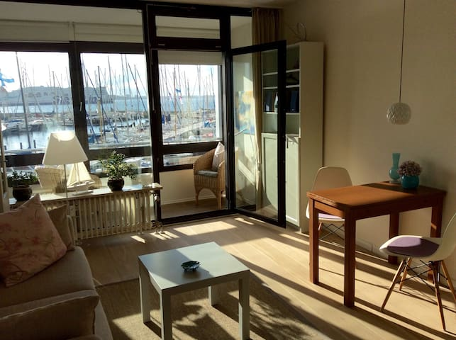 Appartement Oceanview in Laboe mit Meerblick - Laboe - Byt