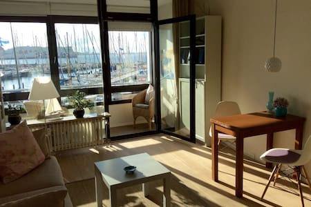 Appartement Oceanview in Laboe mit Meerblick - Laboe