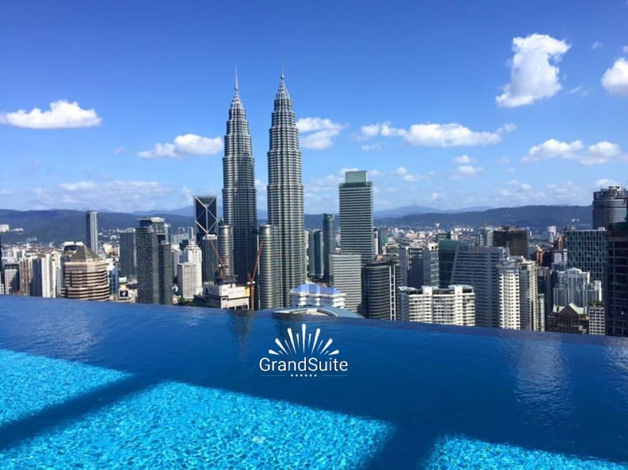 Petronas Twin Towers Klcc Face Suite 2 Serviced Flats For Rent In Kuala Lumpur