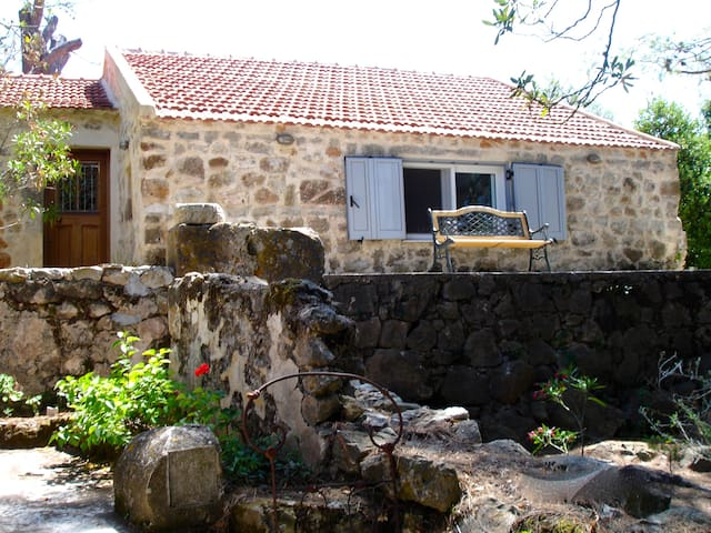 Stone cottage in Kefalonia