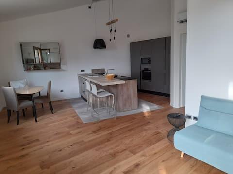 Esclusivo appartamento a pochi passi dal mare