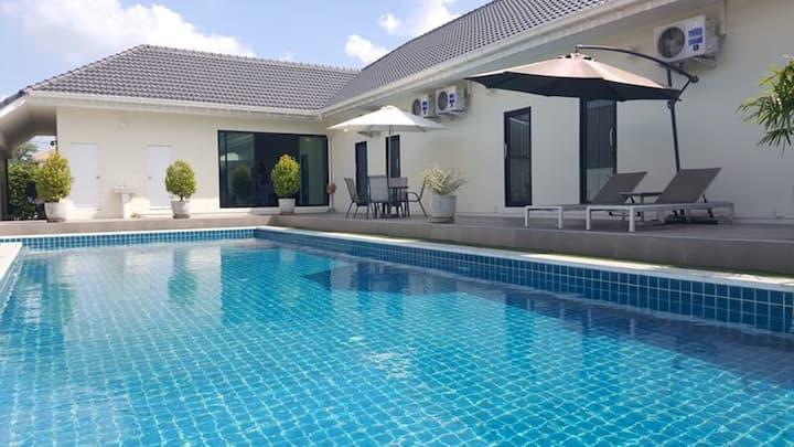 曼谷市中心私人度假别墅 Bangkok Private Resort