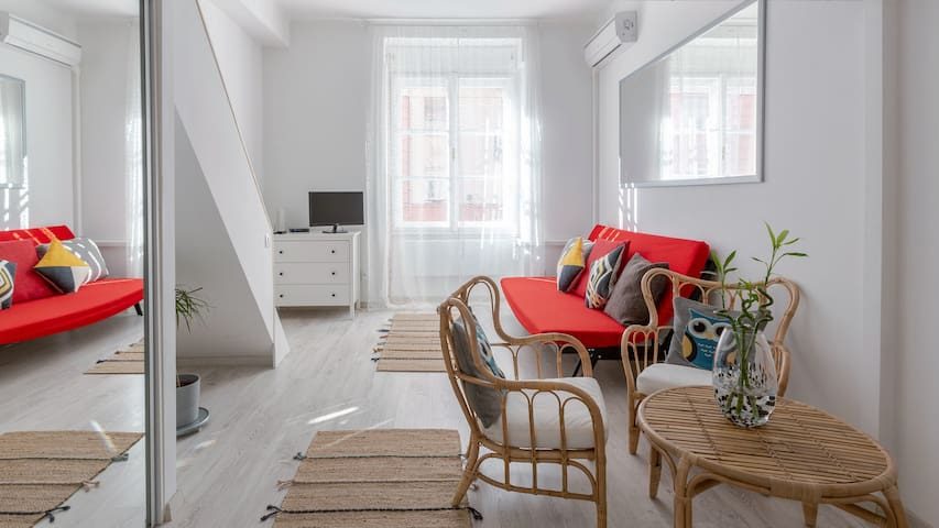 Lovely apartment in the heart of Budapest