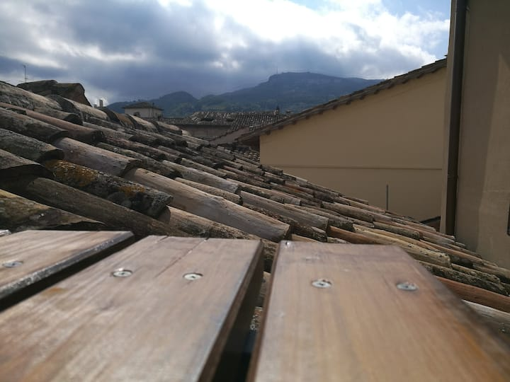 Dimora nel centro storico di Ascoli Piceno