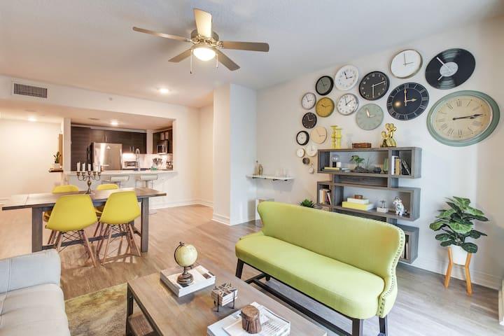 Casa Reloj I - Heart of Brickell LUX Condo