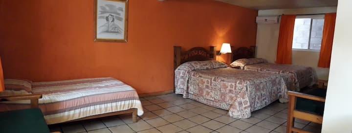 Suites St Cruz totalmente equipadas y cómodas