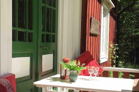 Smålandsidyl i Kronoberg