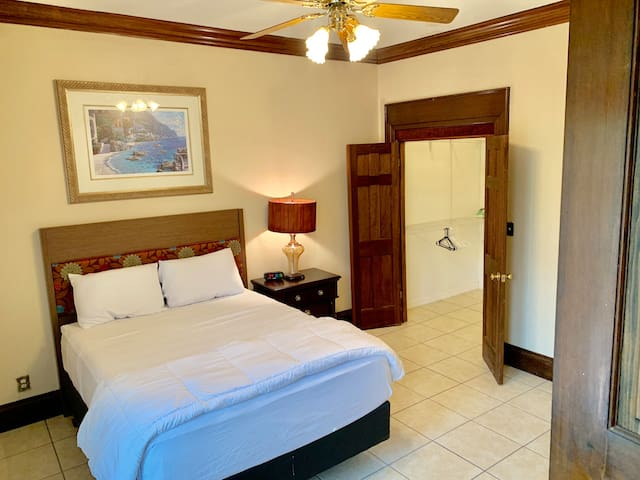 Cozy Guest Suite in Seminole Heights Pool  Mansion
