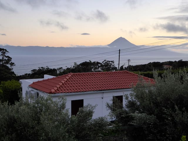 Azorean Cottage - Pôr-do-sol