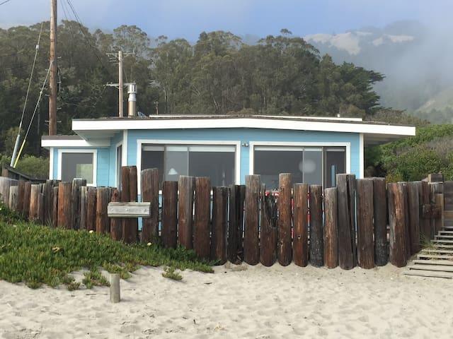 Comfortable vintage beach house - Stinson Beach - House