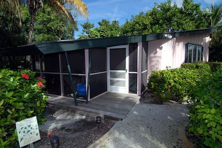 The Palms of Sanibel Green Cottage - Sanibel - Zomerhuis/Cottage