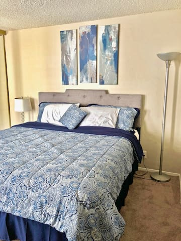 Ensuite Room close to Airport & Most Places in DFW